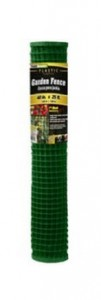 Midwest Air Tech Mesh Garden Fence