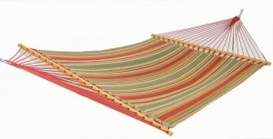 Pawleys Island Gardens Collection Large DuraCord Fabric Hammock