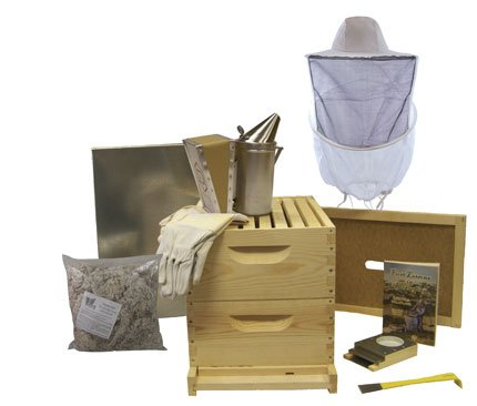 Build a Beehive Beekeeping Starter Kit